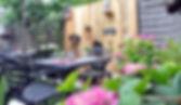 Restaurant Louise jardin 2