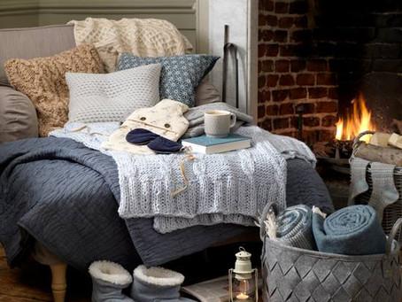 L'hiver est là : vite, le style cocooning !!