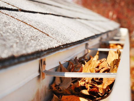 Water Damage- Why It May Be Clogged Gutters