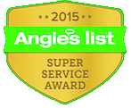 Super Service Award Winners-2015 Roofing/Gutters!!
