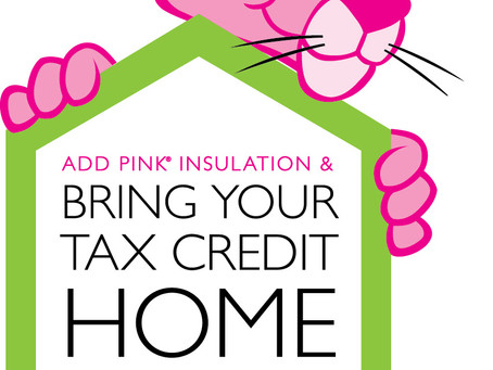 Federal Energy Tax Credit Is Back! Insulate Your Home Today