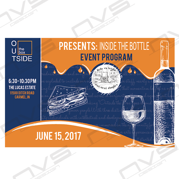 Outside The Box 2017 Invitation