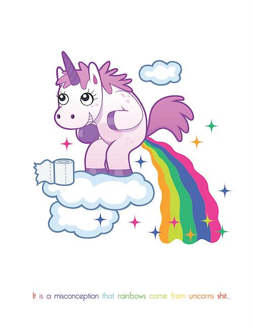 Rainbows & Unicorns...oh my!