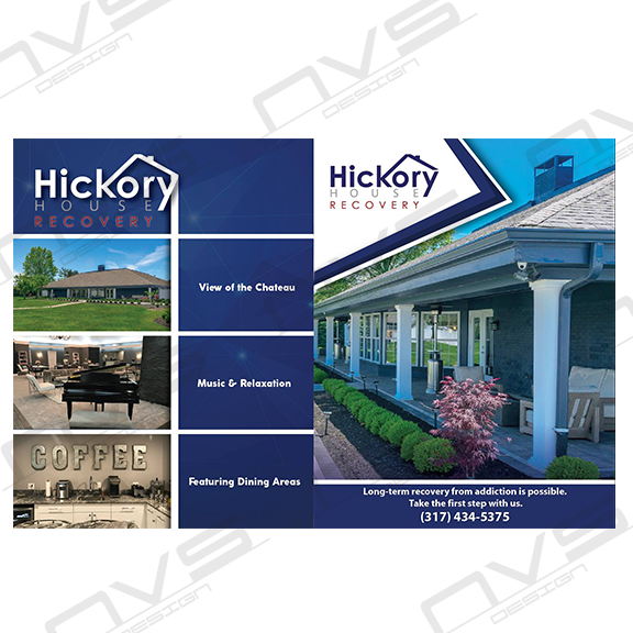 Hickory House Marketing Book