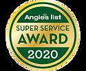 Angie's List Super Service 2020 JPeg Hig