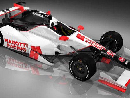 2016 Marotti Racing Sponsor!