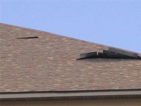 Wind Damage- Should I Tarp My Roof?
