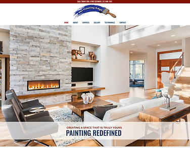 The Painting Edge Website