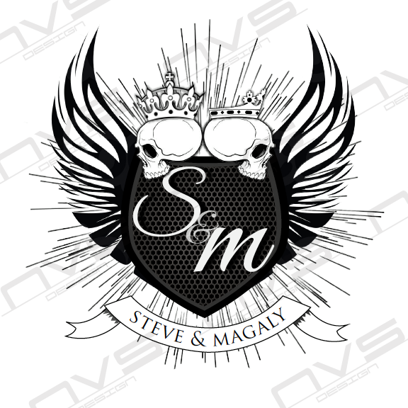 S&M Logo Concept Creation