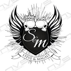 S&M Logo Concept Creation