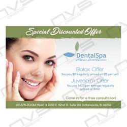 Dental Spa Botox Offer