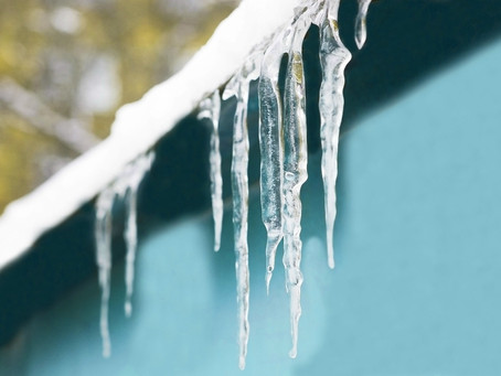 Icicles | Ice Damming- What Does It Mean?