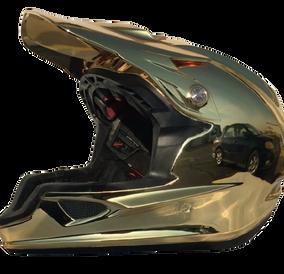 gold bike helmet.png