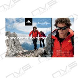 Adidas for Columbus Optical