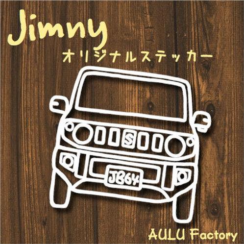 手書き風 JB64 ジムニー オリジナル ステッカー