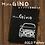 Thumbnail: 手書き風 ミラジーノ オリジナル スエード調 車検証入れ L700