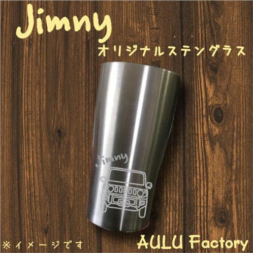 手書き風 JB64 ジムニー オリジナル ステンレスタンブラー