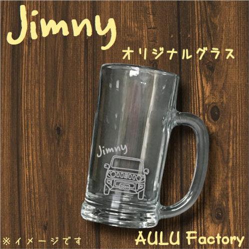 手書き風 JB64 ジムニー オリジナル ジョッキ