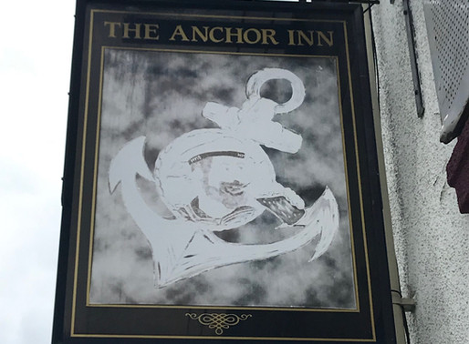 Completion at the Anchor!