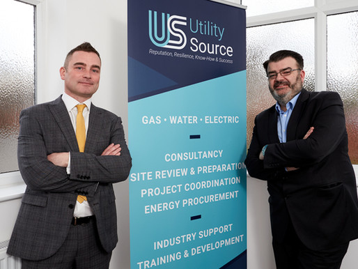 Rotherham-based utilities consultancy launches following UK Steel Enterprise funding