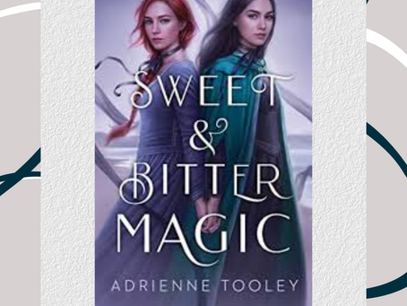 July Book Club: A Touch of Magic