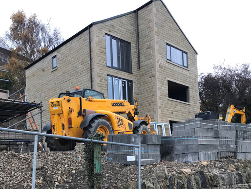 New Build in Dewsbury