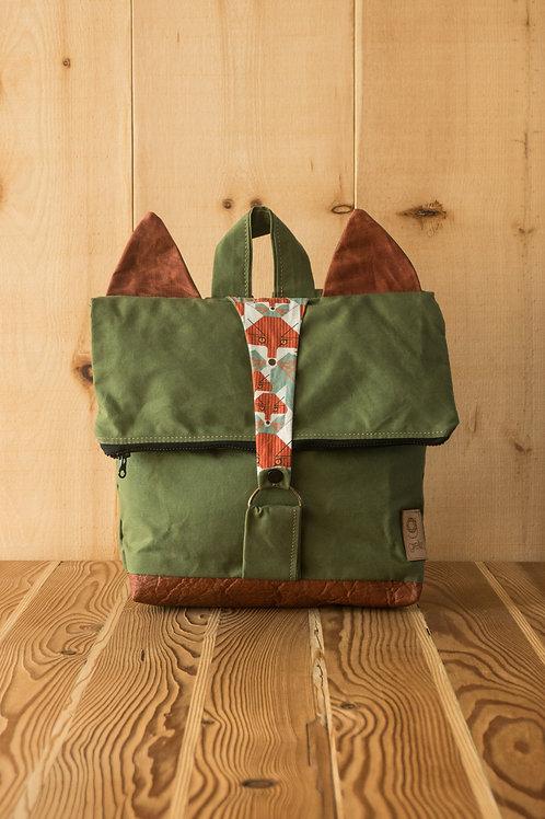 Backpack Fox