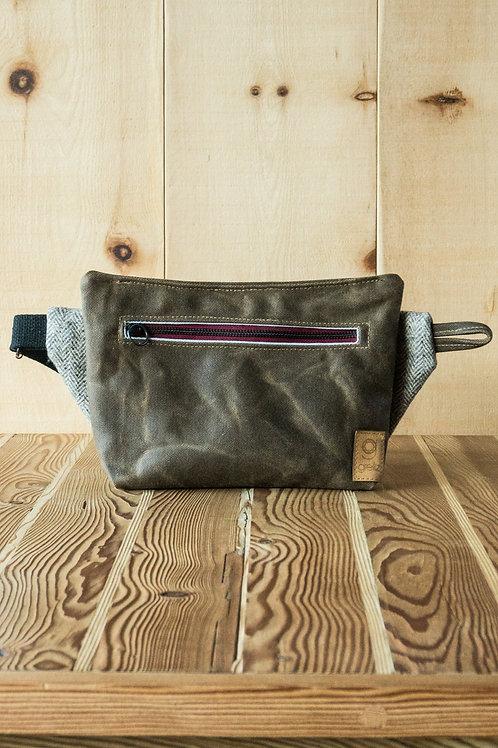 Multifunctional bag Yaara (brown)