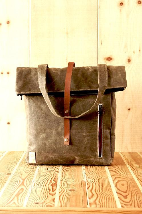 Backpack Samuel (brown)