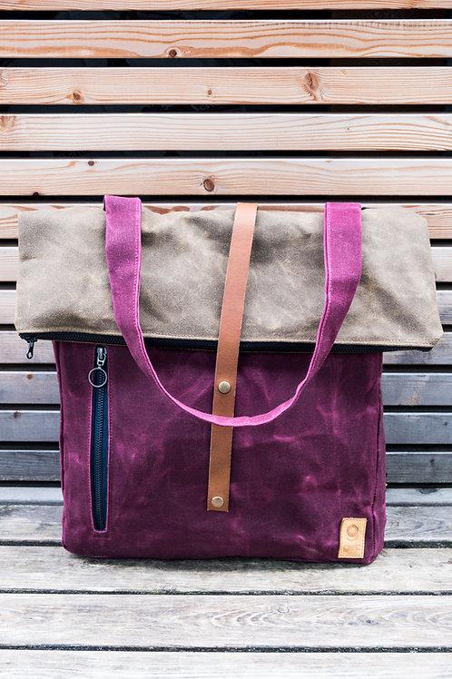Backpack Samuel (bordeaux)