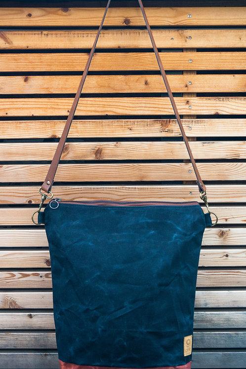 Bag Naba (blue-orange)