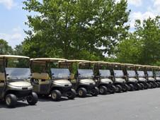 Well park my golf cart....