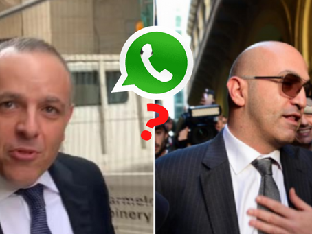 Some 900 Whatsapp Messages Shared Between Yorgen Fenech And Keith Schembri