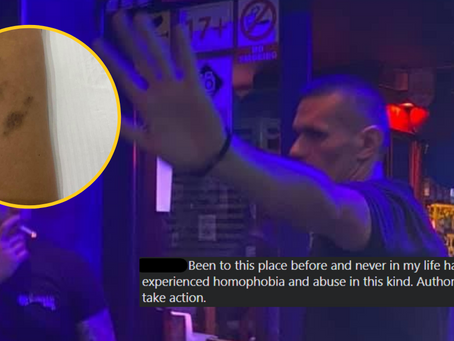 Woman Left Bruised Following Alleged Homophobic Attack By Nordic Bar Bouncer In Paceville