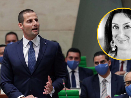 Daphne Caruana Galizia Inquiry Verdict To Be Published Today, Discussed In Parliament Tomorrow