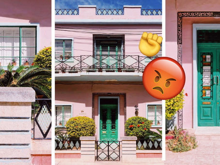 Today Is The Last Day To Object To The Demolition Of This Iconic               Balzan Townhouse