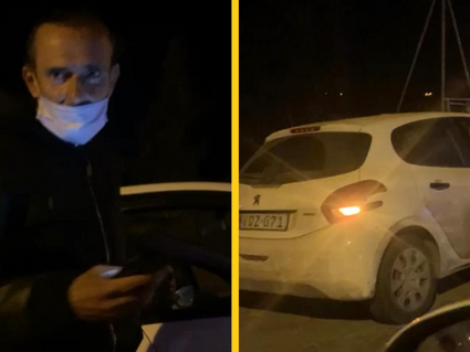 Roadside Scammer Gets Caught Stealing Money In Buġibba