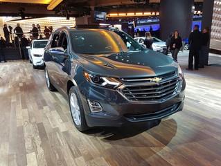 Chevrolet Equinox é forte candidato a chegar no Brasil