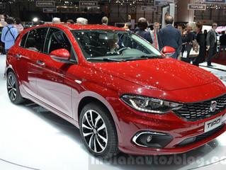 Fiat X6H, será produzido a partir de março e substituirá Palio e Punto