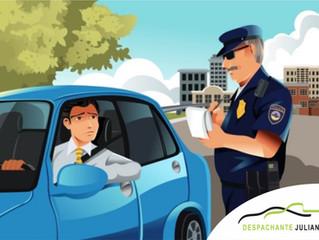 Atenção! Aumento do valor de multas a partir de novembro!