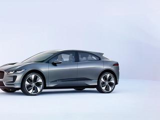Jaguar I-Pace | O primeiro conceito elétrico da Jaguar
