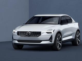 Volvo terá novo carro elétrico com autonomia de 400 km