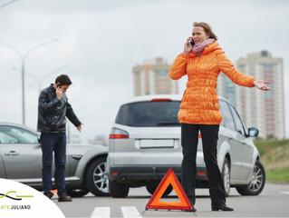 Presenciou um acidente de trânsito? Saiba como agir!