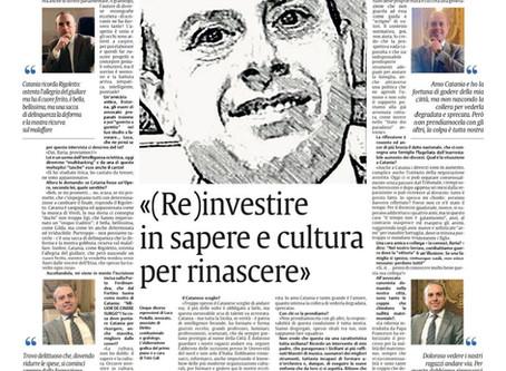 L'Avv. Ilaria Spoto Puleo intervista il Prof. Avv. Luca Pedullà.