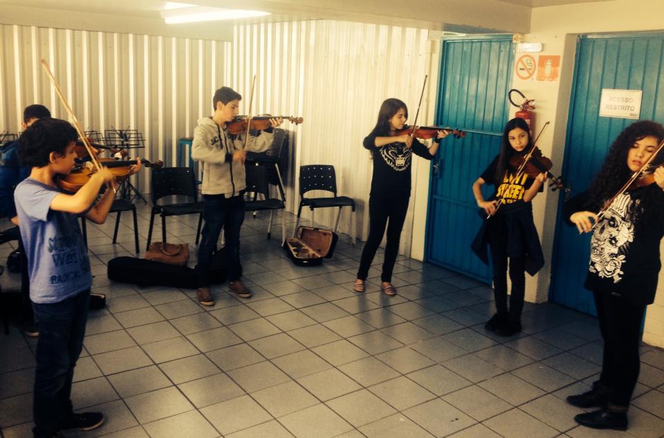 Orquestra Jovem Feliz - Passo Fundo