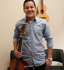 Patrick Sampaio - FM Escola de Música