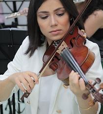Kelin A. da Silva - Violino - FM Escola de Música