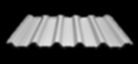 Telha Trapezoidal TP40 - Majufer Telhas
