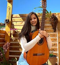 Karina Vieira - Professora Violao e Ukulele - FM Escola de Música
