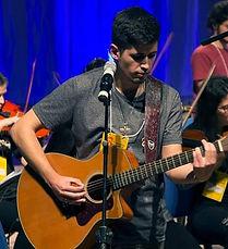 Daniel Machado Barbosa - Professor de Canto - FM Escola de Música